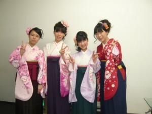 卒業式2011